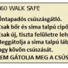 WALK SAFE CSÚSZÁSGÁTLÓ 860