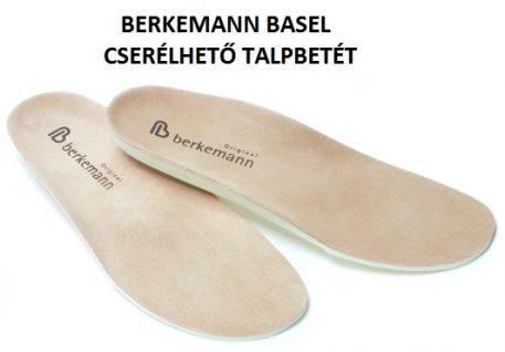 BERKEMANN BASEL TALPBETÉT